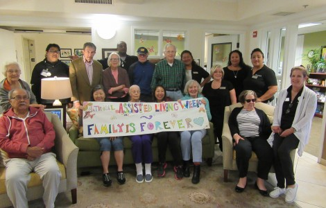 Happy National Assisted Living Week