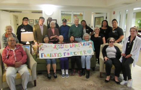 National Assisted Living Walk