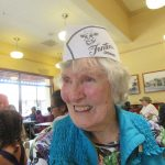 Barbara has been going to Fentons for over 50 years and loves all the memories!