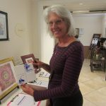 It warms the heart when a family member finds a piece of art that her mother did!