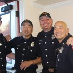 Oakland Fire Station 15 has some new faces in their department, some of them have just started being a fire fighter!